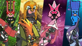 PokéMyth #7 : La 7G - Les Toko et les Tiki
