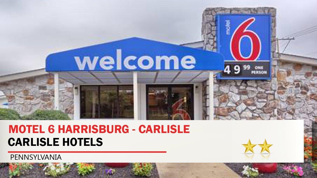 Motel 6 Harrisburg Carlisle Hotels Pennsylvania