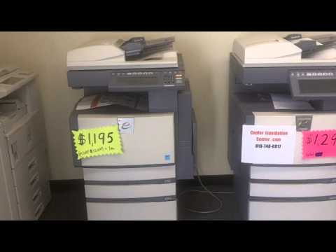 Network Copiers Scanners Review  canon hp ricoh toshiba xerox copy machines