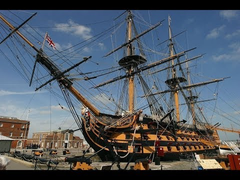 HMS Victory - The Original Fast Battleship