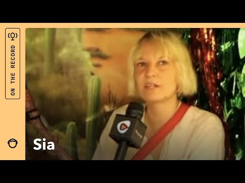Sia Interview Coachella 2010
