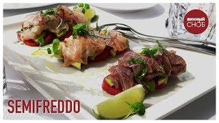 Semifreddo Moscow / The  Best Russian Restaurants