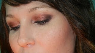Smokey Fall Evening Look Thumbnail