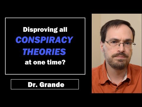 Why Conspiracy Theories are Illogical | Moon Landing, Flat Earth, Global Warming thumbnail