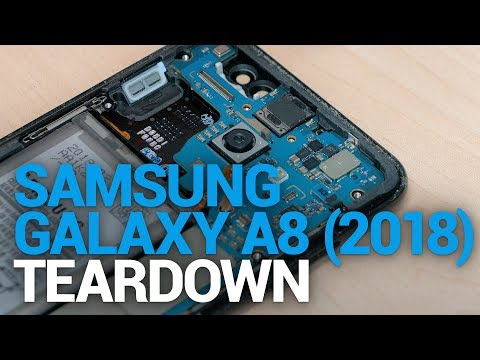 Samsung Galaxy A8 (2018) (SM-A530) teardown - FixjeiPhone.nl