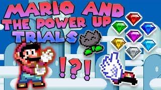 Mario ve Güç Denemeleri!! [Sprite Animation]   Blazen Bros
