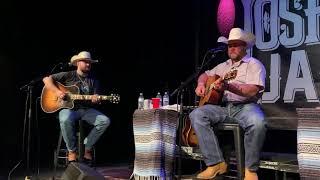 Josh Ward and Jake Bush - Kentucky Bluebird - The Majestic - Ft Smith, AR - May 22, 2021