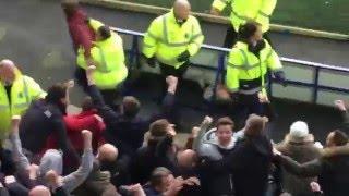 Everton vs West Ham 5/03-2016 Payet Goal Celebration