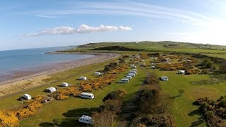 New England Bay  Caravan Club Site