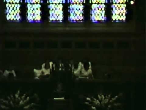 Hutchison School Graduation 1984