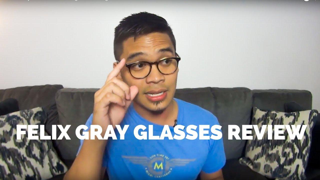 b291b2d586 Felix Gray Review - Blue Light Blocking Glasses - YouTube