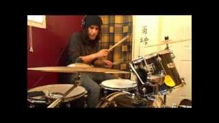 The Mars Volta - Cassandra Gemini VII: Multiple Spouse Wounds (drum cover)