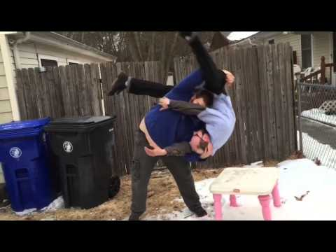PROMO TRAILER for Grim vs MailMan MATCH Coming March 27th 2015