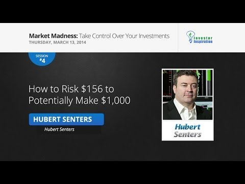 How to Risk $156 to Potentially Make $1,000 | Hubert Senters