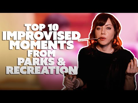 Download Top 10 Improvised Lines from Parks & Recreation  Comedy Bites
