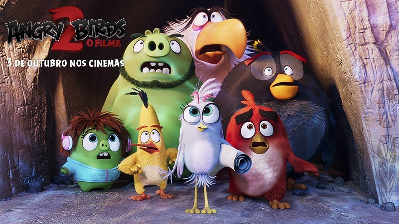 Angry Birds O Filme 2 Trecho Exclusivo 03 De Outubro Nos Cinemas Youtube