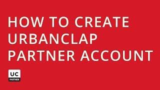 How To Create Urban Company Partner Account screenshot 5
