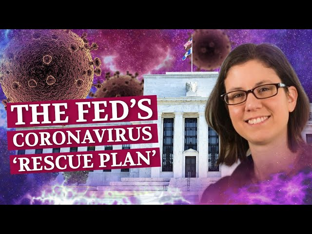 The Fed's COVID-19 Plan: For the People or for the Banks? Ft. Victoria Guida - Ep. XXXIV