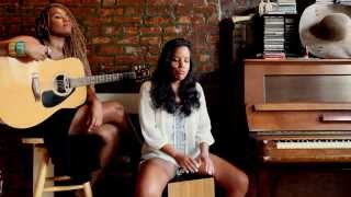 Stephanie Santos feat. Amaany Clarke - SoulBird Rise by India Arie (cover)