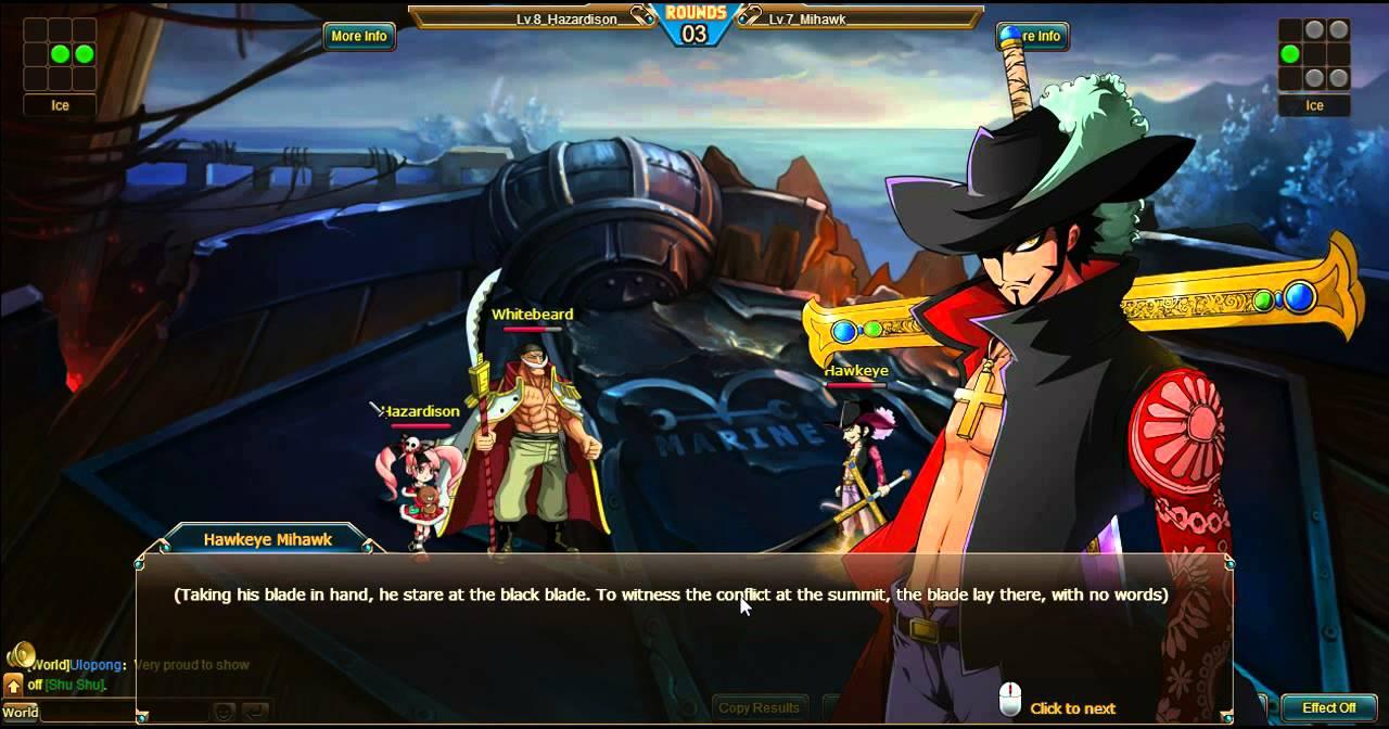 Anime pirates gameplay part 1