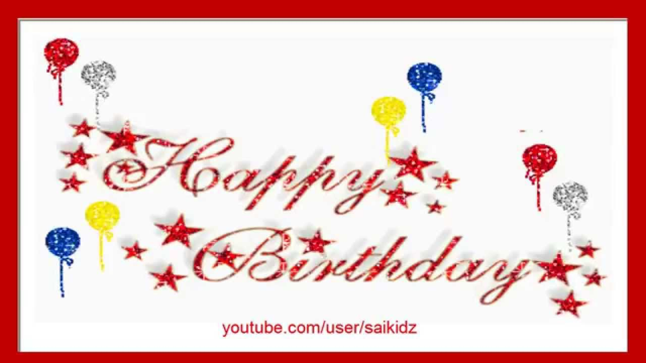 whatsapp happy birthday music , happy birthday song for children ...