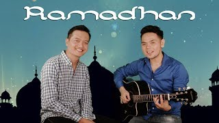 RAMADHAN - Andrey Arief & Sam Hasibuan (Acoustic Version) |  LYRIC