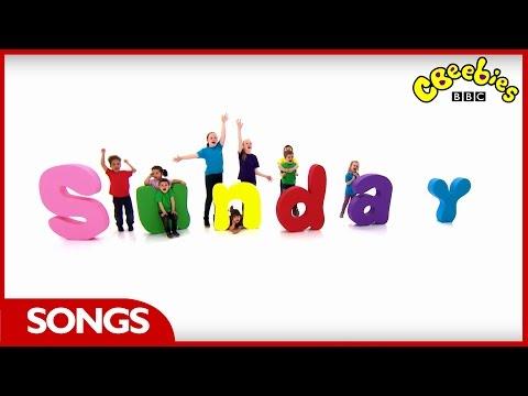 CBeebies: Sunday Song