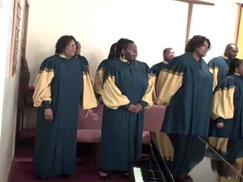 Jesus Saves Pentecostal Church Sanctuary Choir, Pr...
