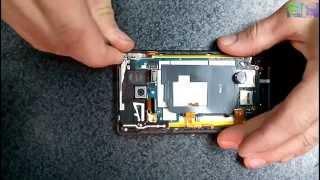 Sony Xperia Разбор и замена внутренней АКБ