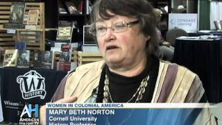 Mary Beth Norton on the Salem Witch Trials of 1692