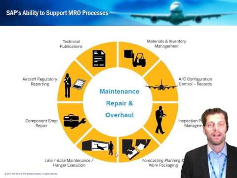 SAP A&D Series - MRO Overview