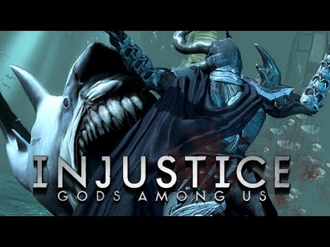 how to play injustice gods among us
