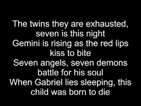 Moonchild - Iron Maiden (Lyric Video)