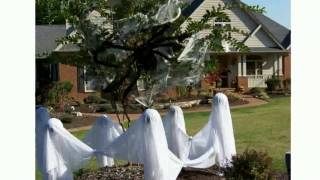 Halloween Yard Decorations Ideas
