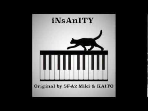 iNsAnITY (Full Piano Arrangement)