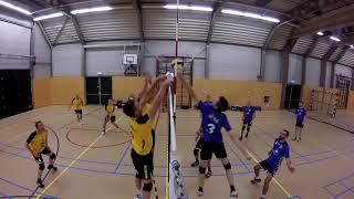 Volleybal Schol - Urk - Dalfsen