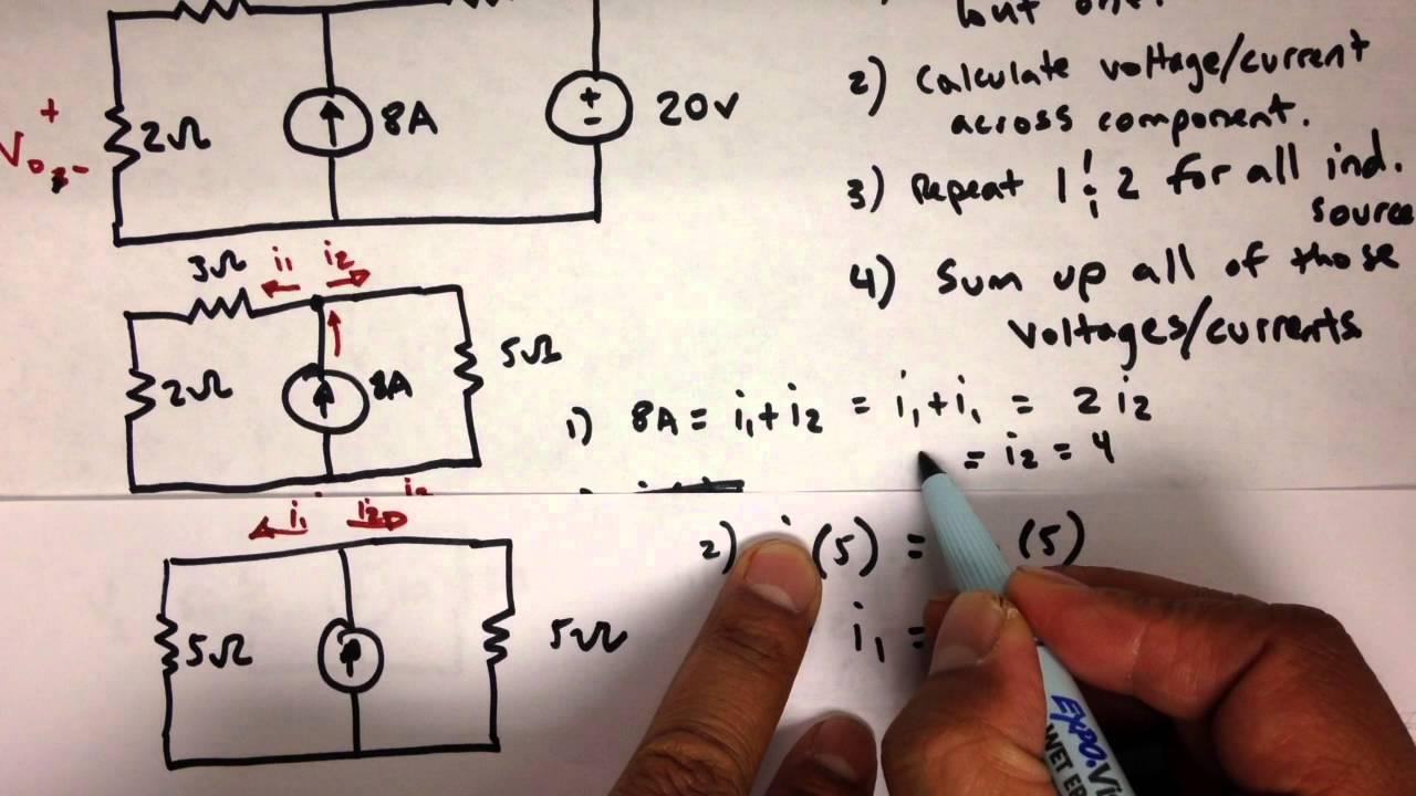 Circuit analysis homework help