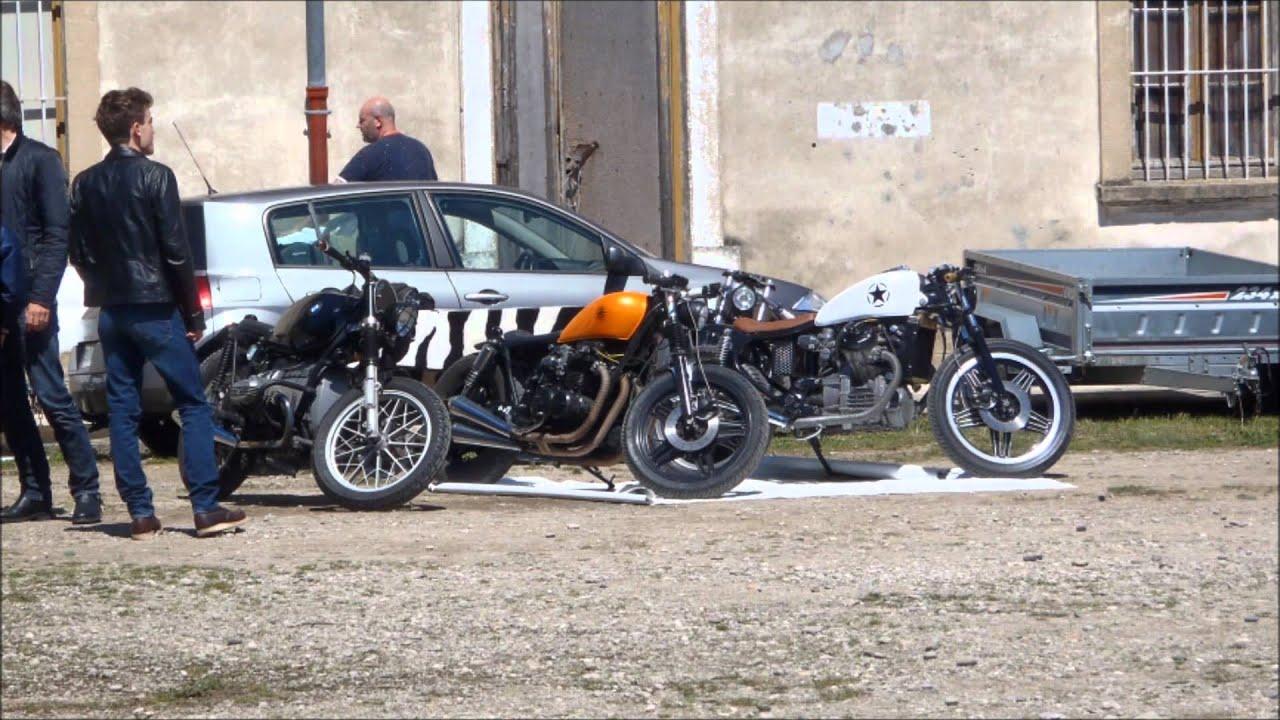 Rassemblement Cafe Racer