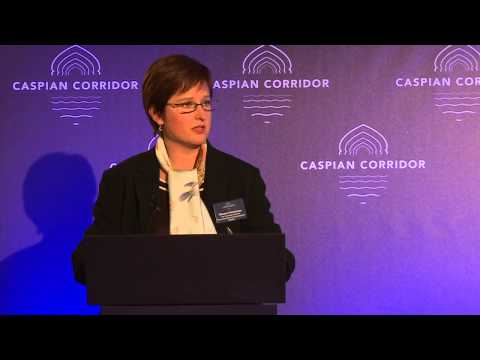 CCC2012: Trade & Investment: The Greater Caspian Region —The New GCC?