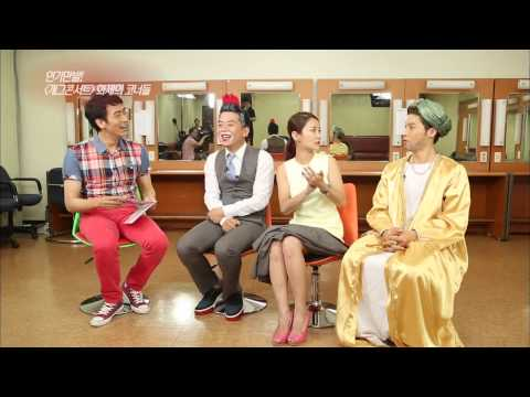 HIT 연예가중계-송준근, 억수르 vs 닭치고 좋아하는 코너는? '재치만점'.20140726