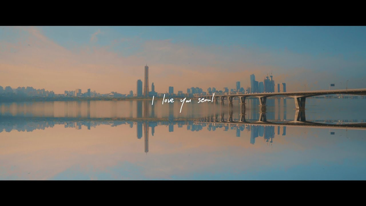 RM 'seoul (prod. HONNE)' Lyric Video - YouTube