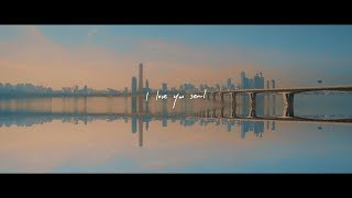 Baixar RM 'seoul (prod. HONNE)' Lyric Video