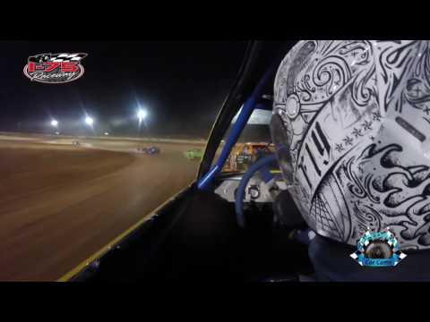 #2 Lance Sober - Front Wheel - 7-22-17 I-75 Raceway - In Car Camera
