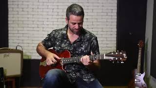 Bohemian Rhapsody (Queen)- Electric Fingerstyle Guitar (+Tabs & Tutorial)