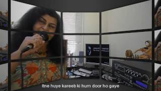 "Kyun  Zindagi Ki Raah Mein "" Happy Birthday Jagjit Singh Ji"""