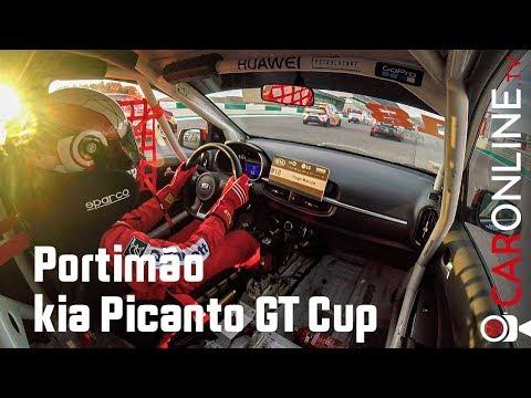 P9 a P3 em Portimão [Sem Comentários] | Kia Picanto GT Cup