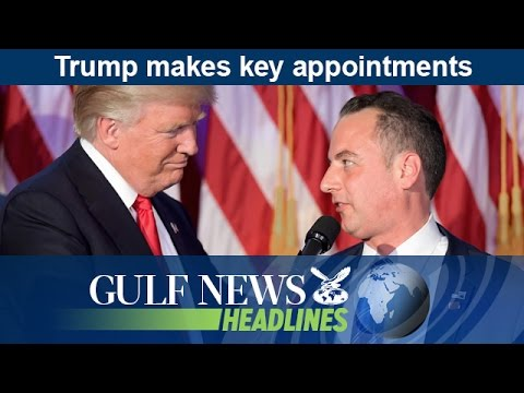 Donald Trump makes key appointments - GN Headlines