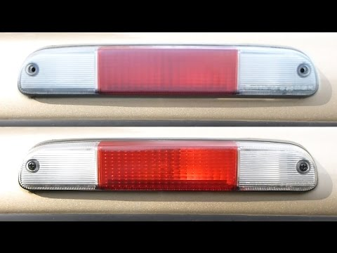 How to Restore your Brake Lights PERMANENTLY