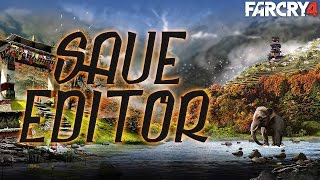 Far Cry 4 Save Editor | Xbox 360 Tutorial | Dinero & Munición Infinitos.
