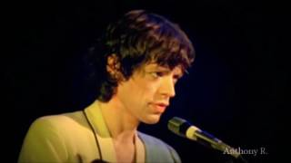 "Rolling Stones - Far Away Eyes 78 W/""the Ragin' Cajun"""